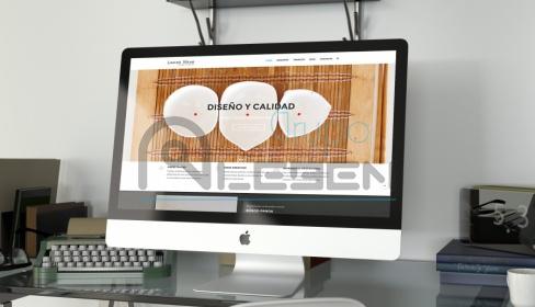 Desarrollo Página Web Laura Nava Cerámica y Pintura