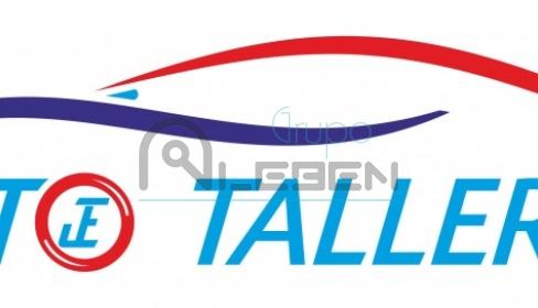 Diseño Logo Corporativo Autotaller JE - Taller de Vehículos