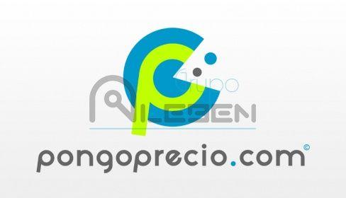 Diseño Logo Corporativo Comunidad Pongoprecio.com