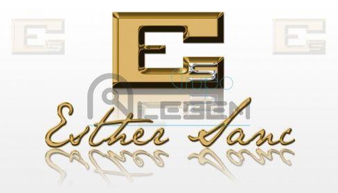 Diseño Logo Corporativo para la Marca Esther Sanc