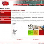 Desarrollo de WEB Corporativa de CRISTALERÍA DIALSA