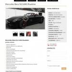 Desarrollo Página Web Dinámica GTS Sports Cars