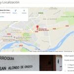 Página Web AGUSTINOS EN TALAVERA