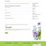 Página Web Corporativa FLORISTERÍA MARÍA JESÚS
