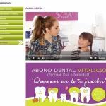Página web y Blog para CLINICA DENTAL CERRO ALONSO