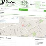 WEB Corporativa JV GESCOM Gestión de Comunidades
