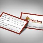 Diseño de Flyers y Tarjetas Revisión para Grupo Talareina