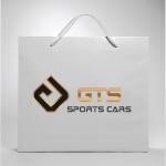 Diseño Logo Corporativo Empresa GTS Sports Cars