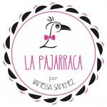 Diseño Logo Corporativo LA PAJARRACA PAJARITAS