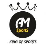 Diseño Logotipo para la Tienda de Deportes AM Sports