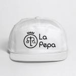 Diseño Logo Corporativo Sala Rociera La Pepa