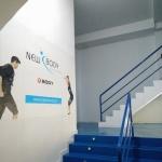 Diseño Nueva Tienda New Body Electrofitness