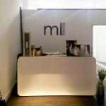 Diseño Logotipo ML Novias de PVC en Relieve para Pared