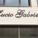 Diseño y Montaje Rótulos FUNERARIA LUCIO GABRIEL