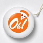 Nueva Imagen Corporativa de Pizza Oh!