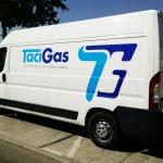 Nueva Imagen Corporativa para TACIGAS
