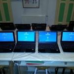 Puesta en Marcha y Configuración 140 Portátiles JCCM