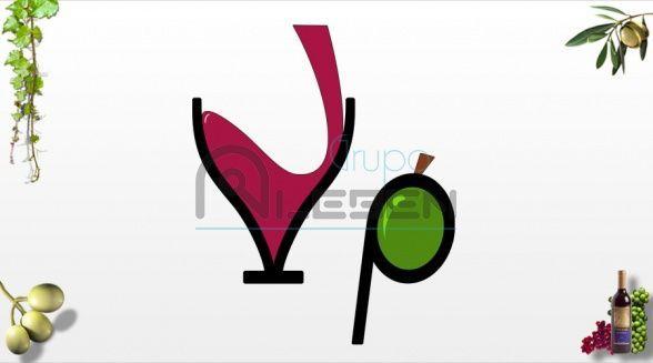 Diseño Logo Corporativo de Import Export VP