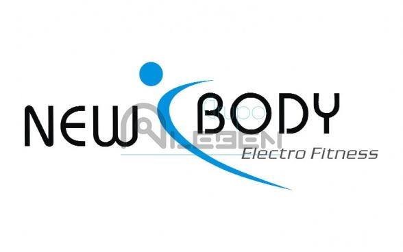 Diseño Logo Corporativo New Body Electrofitness