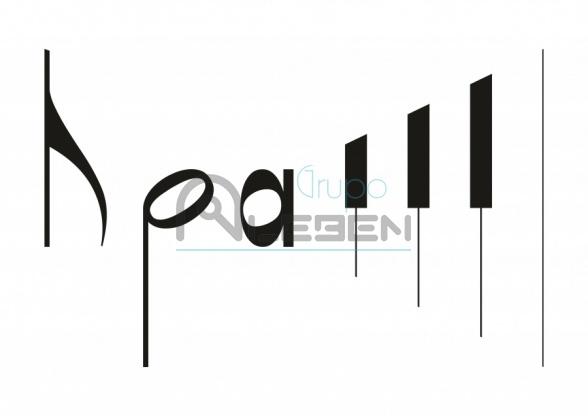 Logotipo Corporativo para Hampstead Piano Academy