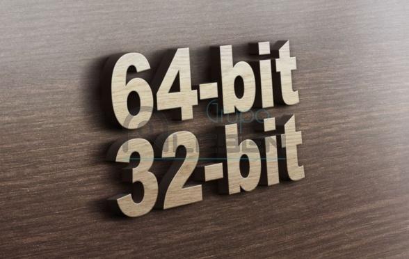 32bits o 64bits ¿DIFERENCIAS?