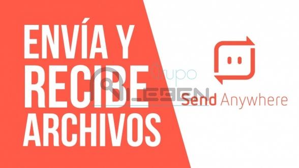 COMO ENVIAR ARCHIVOS DE FORMA SEGURA POR INTERNET