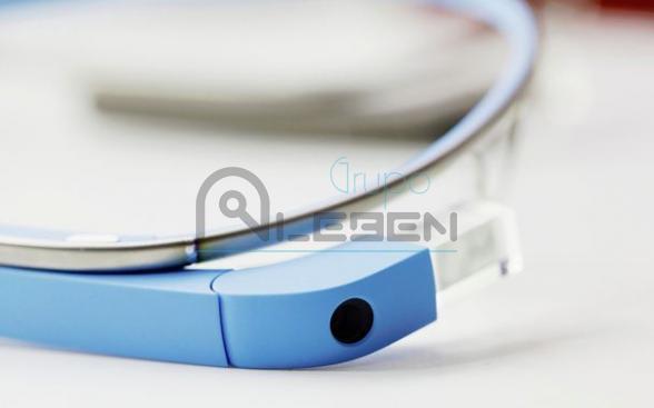 Realidad Aumentada - Gafas de GOOGLE