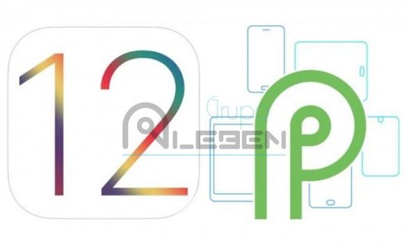 iOS 12 vs. ANDROID P