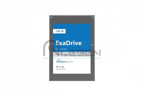 PRIMER SSD EN OFRECER 100TB