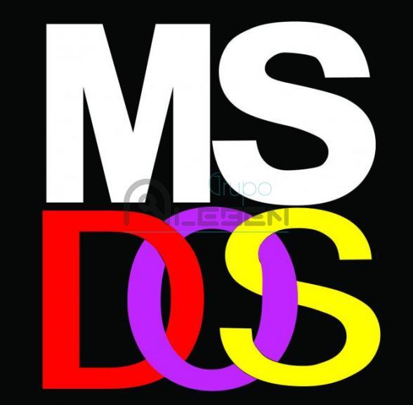 Principales Comandos MS-DOS