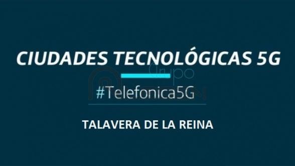 TALAVERA DE LA REINA, PRIMERA CIUDAD 5G DE ESPAÑA